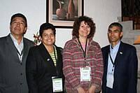 Participantes de la 6a reunión de RIFALC