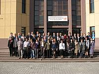 Photo showing Participants of ICWSE 2011 in Brasov.
