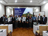 Photo showing the Participants of the TEAKNET-IUFRO Partner Event at the 27th Session of FAO Regional Forestry Commission Asia‐Pacific. Photo: PK Thulasidas.