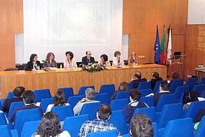 Photo showing Panelists of AgroPine2016.