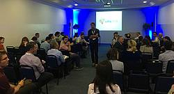 Photo showing EFIPLANT session. Session photo: https://bit.ly/32VIiD1