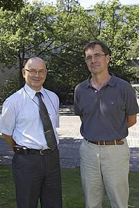 Hannu Raitio (Coordinator) and Matti Rousi (Deputy Coordinator)