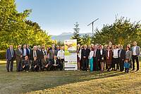 """Photo showing Delegates during the 9th Scientific Conference """"Innovations in Forest Industry and Engineering Design - INNO 2018""""; Sofia, Bulgaria; September 2018. Photo: Plamen Andreev Photography."""