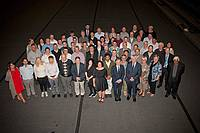 Photo showing Conference delegates of Rotorua conference