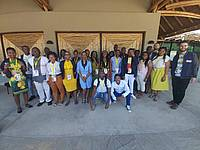 Photo showing Participants of the 2nd IFSA side event during AFCW, on 10 March 2020. Photo Credit: Stipan Cupic.