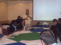 Reunión de Trabajo de la Unidad 9.01.04 coordinada por H. Schmutzenhofer