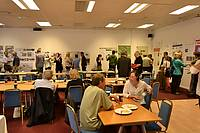 Photo of poster presentation session on 4th September (Photo by Chris Percy)
