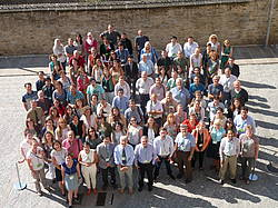 Photo of the Participants of the 2014 Working Party Meeting in Spain