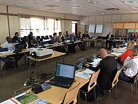 Photo showing Participants of the Scoping Meeting in Nairobi.