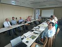 Picture showing Scientific Expert Meeting held by GFEP in Vienna, September 2016