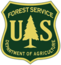 Logo of US Forest Service