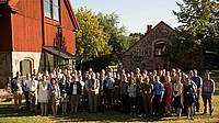 Photo showing Participants at the 2015 Symposium of System Analysis in Forest Resources.