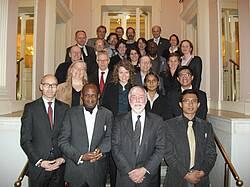 Expert Panel meeting in Vienna, December 2009