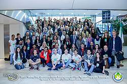 Photo showing Participants of the 2016 Working Party conference in La Plata, Argentina.