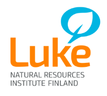 Logo of Natural Resources Institute Finland