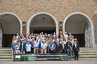 Photo showing Delegates of Abies 2016, Sapporo, Japan