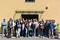 Photo showing EuMixFor, Arezzo 2015: Participants.
