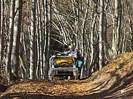 Fully hydrostatic sledge-winch, powered by a 26 kW Diesel engine http://www.gantner-cableways.com/index.php?fuseaction=enseilwinden.hsw50nb&BackLink=enseilwinden.start Photo credit Giovanni Giovannini