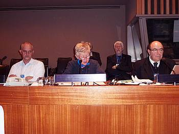 Photo of IUFRO side event at UNFF-8 in New York, 22 April 2009