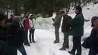 Photo showing CROJFE 2015: Scientific study tour to FTRC Zalesina.