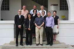 Meeting of Coordinating Lead Authors in Singapore, February 2010