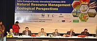 Photo showing Inaugural session at IES Jammu 2016