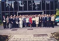 Participantes de la Sexta Reunión de la RIFALC, noviembre de 1999