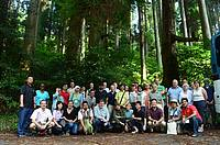 Photo showing participants of the Fukuoka, Japan, 2013: Scientific study tour