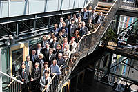 """Photo showing Participants of the meeting """"Advances and Challenges in Managerial Economics and Accounting"""", Vienna 2016:"""